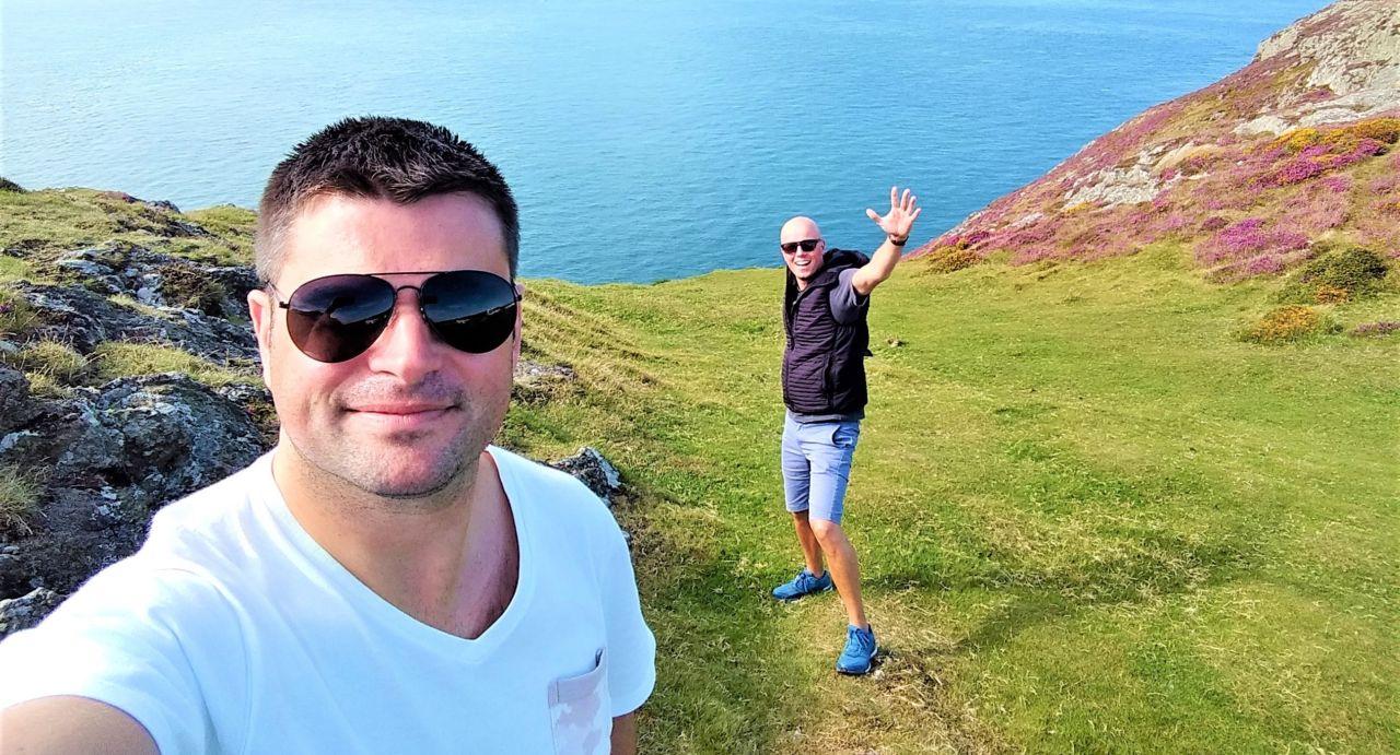Coastal Road Trip, Julian, Jarno