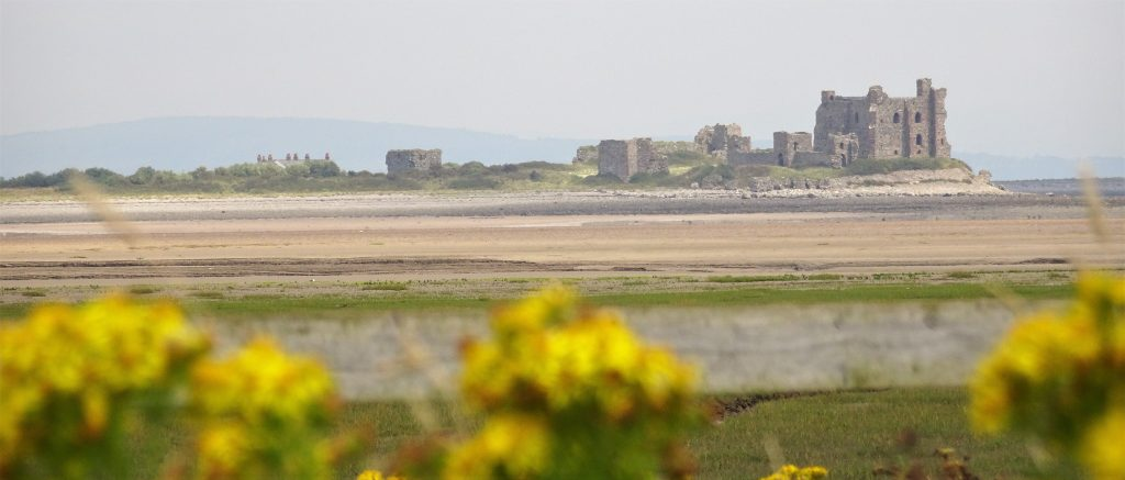 Coastal Road Trip, South Walney, Nature Reserve, Piel Castle