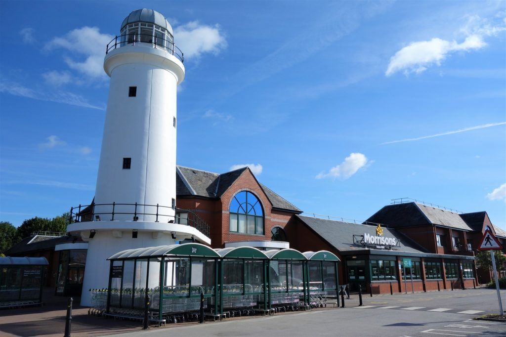 Coastal Road Trip, Preston, Marina, Lighthouse, Morrisons, Lighthouse