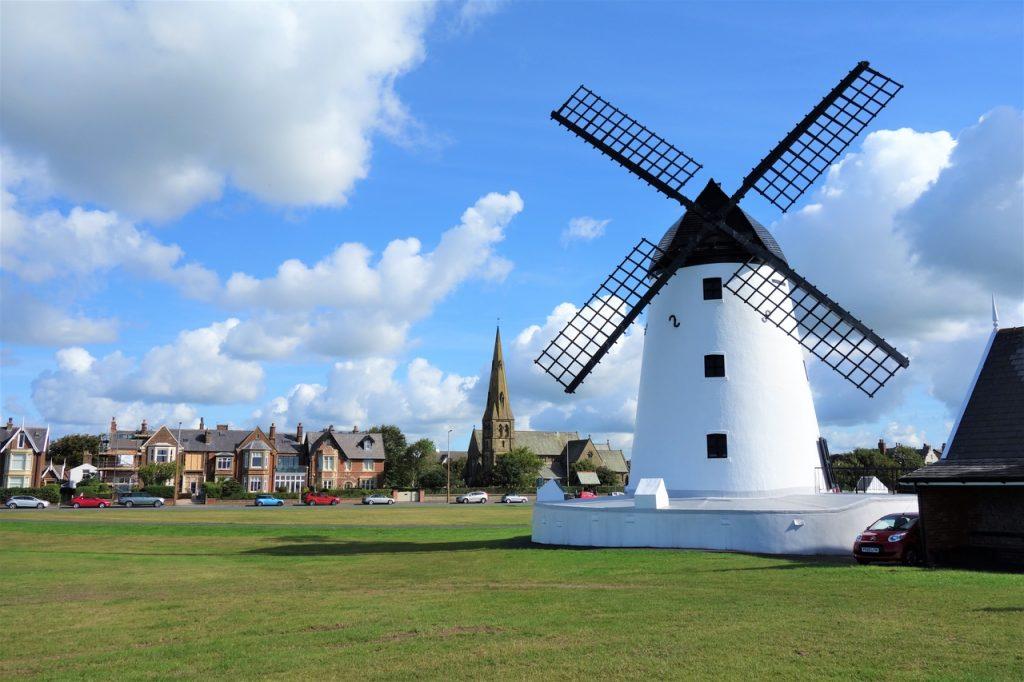 Coastal Road Trip, Lytham St Anne's, Lytham Windmill