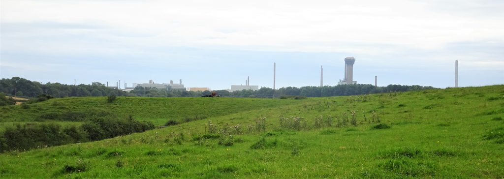 Coastal Road Trip, Sellafield