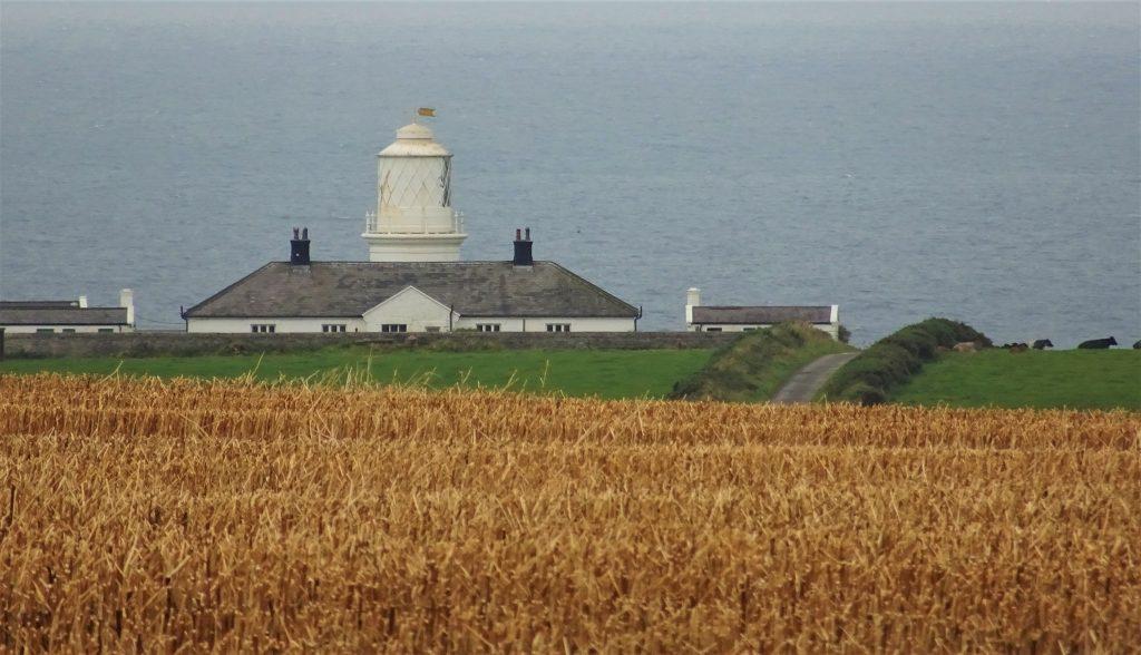 Coastal Road Trip, St Bees Lighthouse