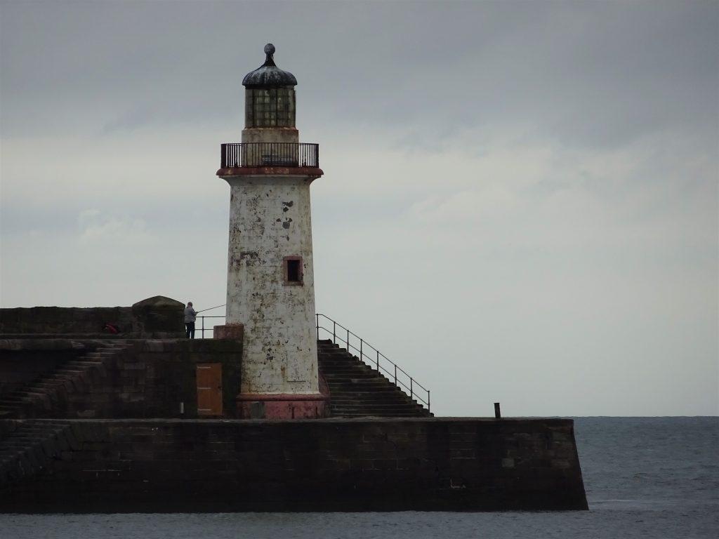 Coastal Road Trip, Whitehaven, Lighthouse