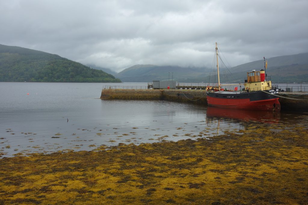 Coastal Road Trip, Inveraray, Harbour