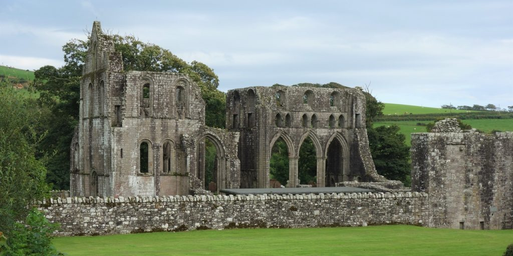 Coastal Road Trip, Dundrennan Abbey