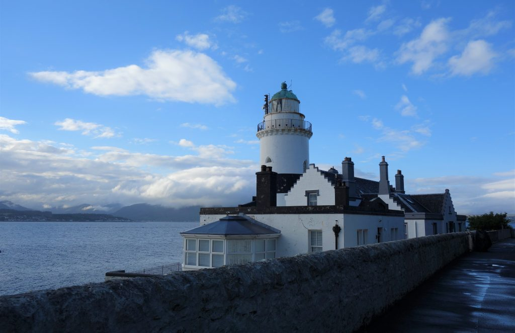 Coastal Road Trip, Cloch Point Lighthouse