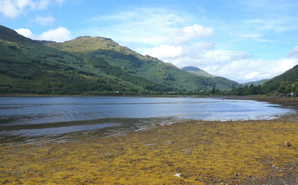 Coastal Road Trip, Loch Long, Arrochar