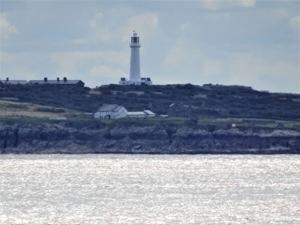 Coastal Road Trip, Flat Holm Lighthouse