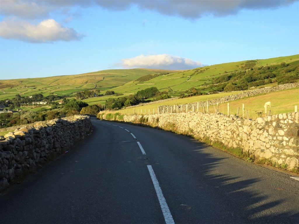 Coastal Road Trip, A493, Llangelynin to Fairbourne