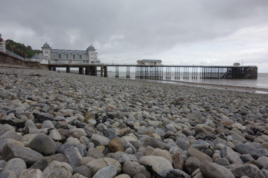 Coastal Road Trip, Penarth, Beach, Pier