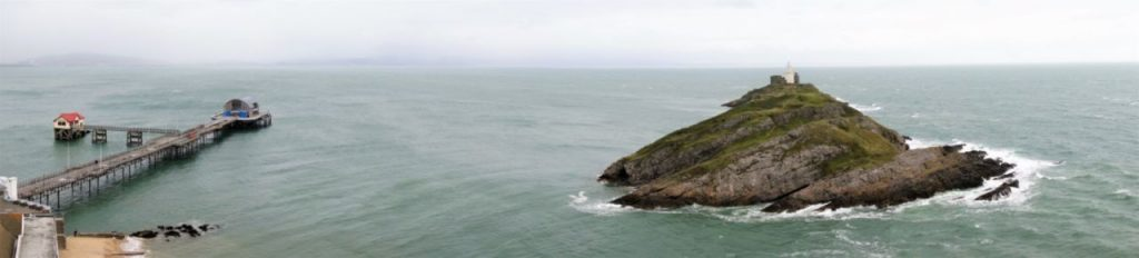 Coastal Road Trip, Swansea Bay, Mumbles Head, Pier, Lighthouse