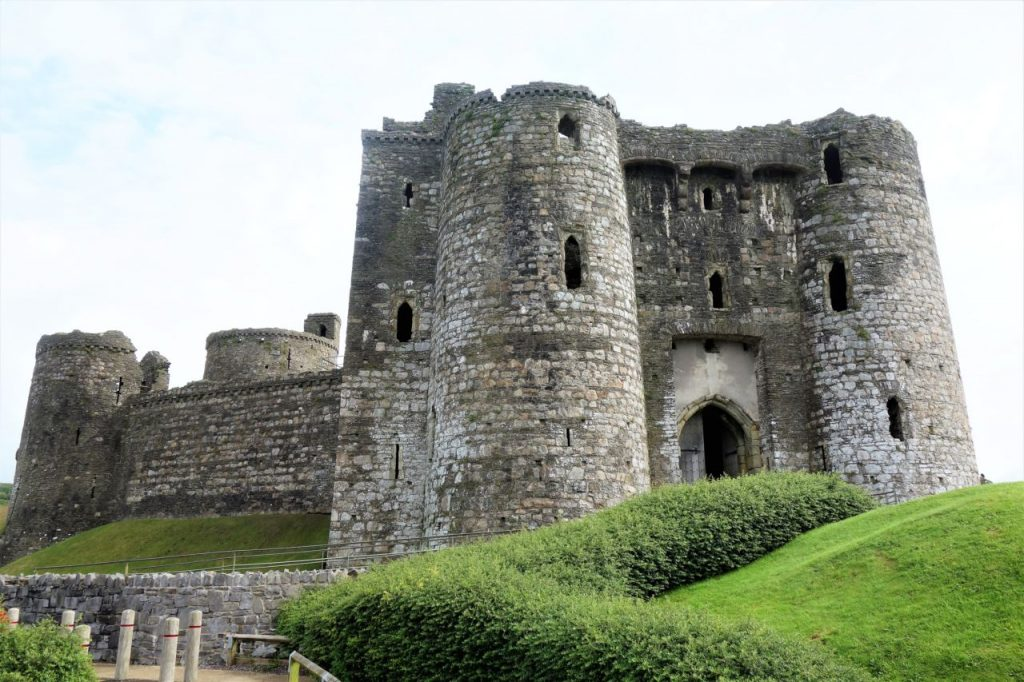 Coastal Road Trip, Kidwelly Castle