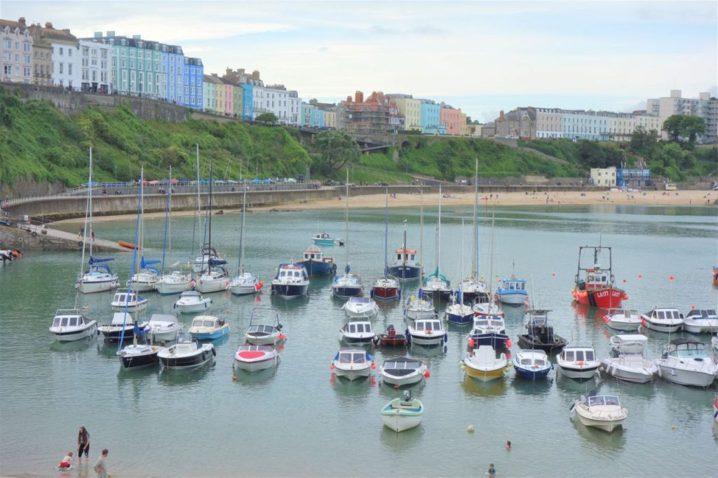Coastal Road Trip, Tenby