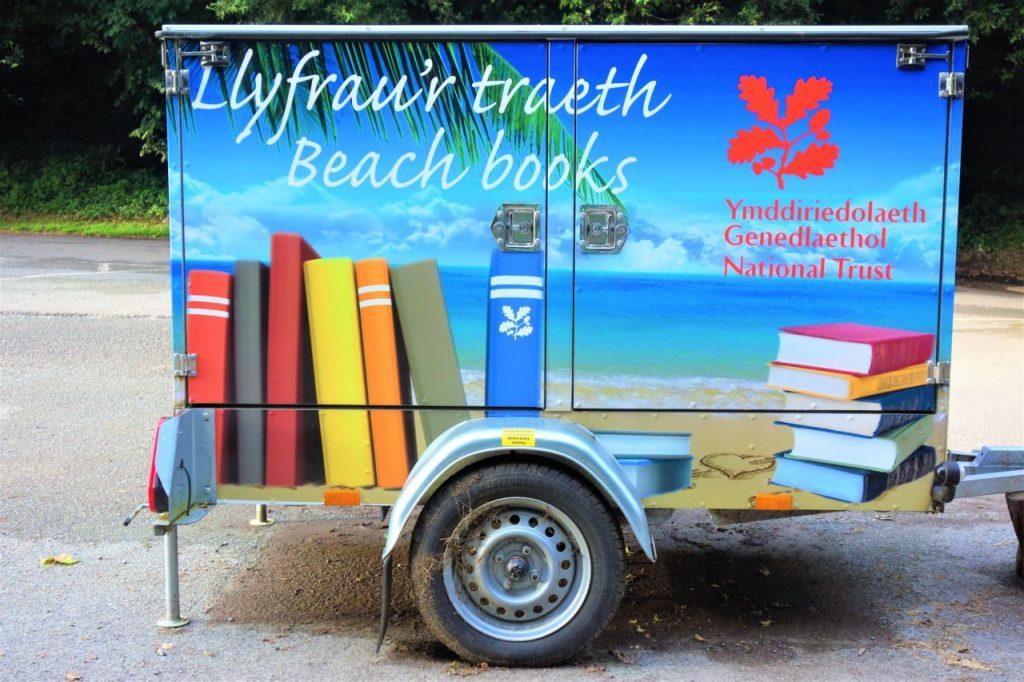 Coastal Road Trip, Stackpole Quay, Beach Books