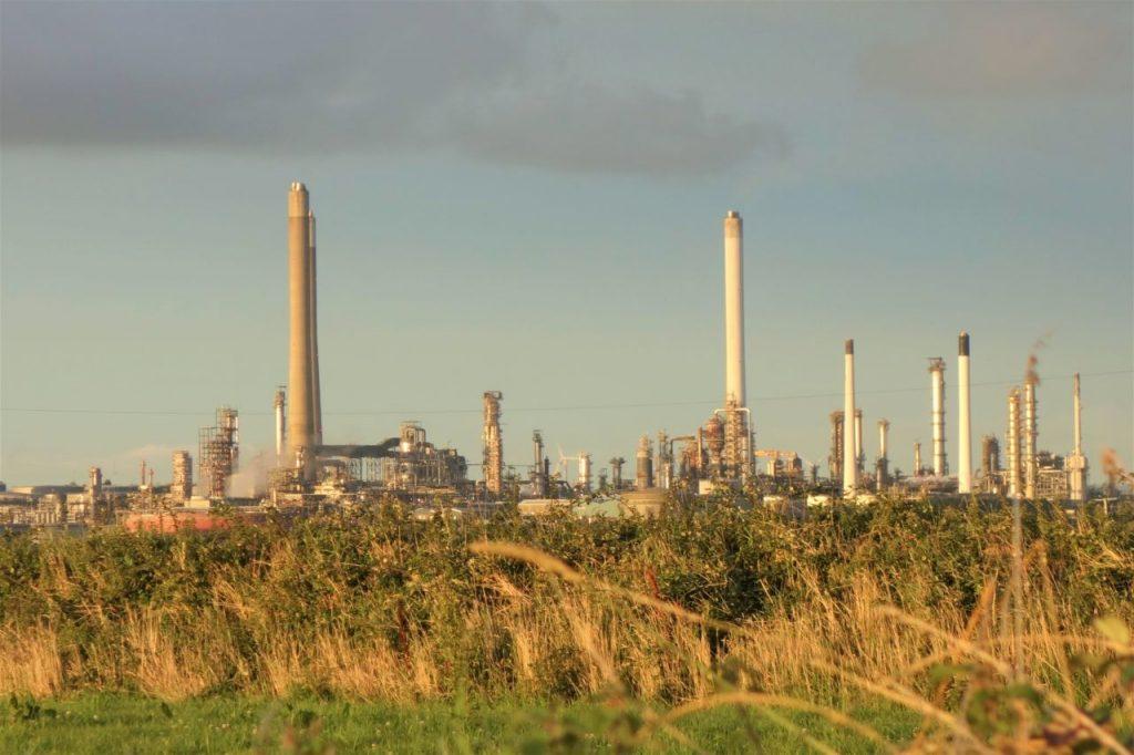 Coastal Road Trip, Pembroke Power Station
