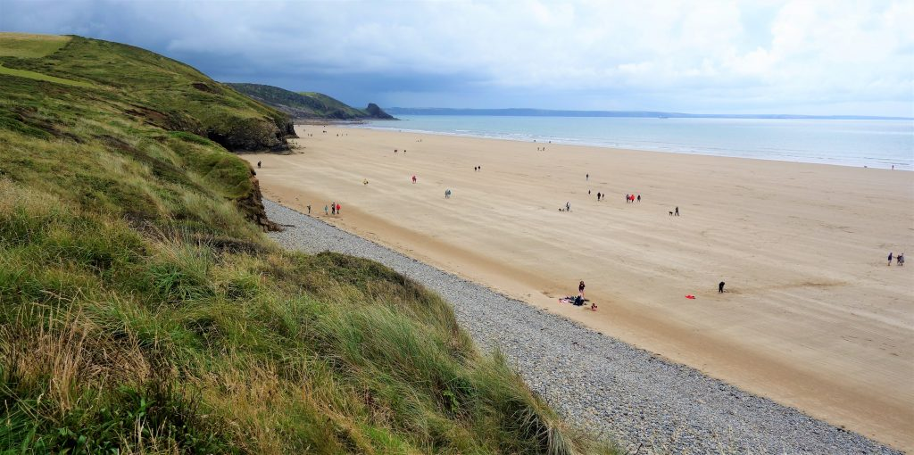 Coastal Road Trip, Newgale Beach