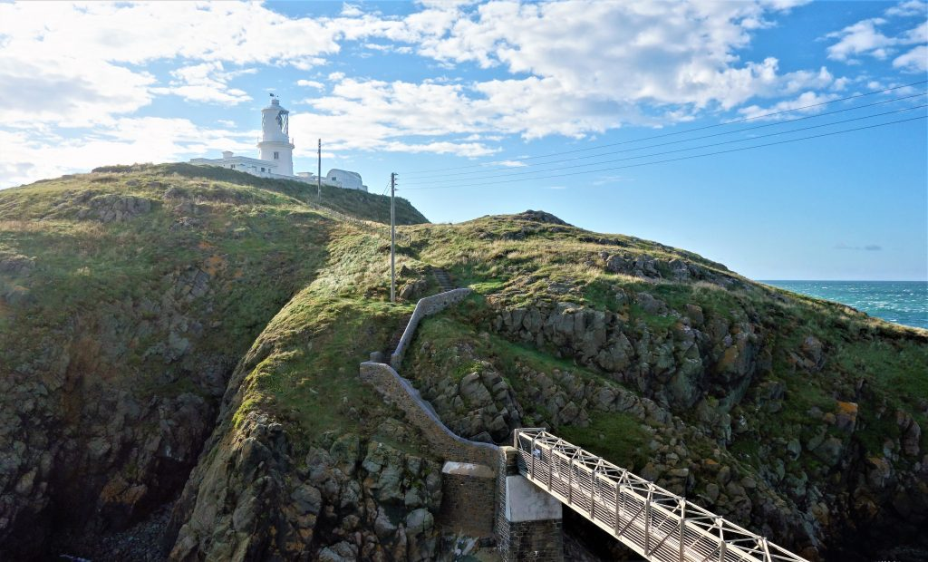 Coastal Road Trip, Strumble Head Lighthouse