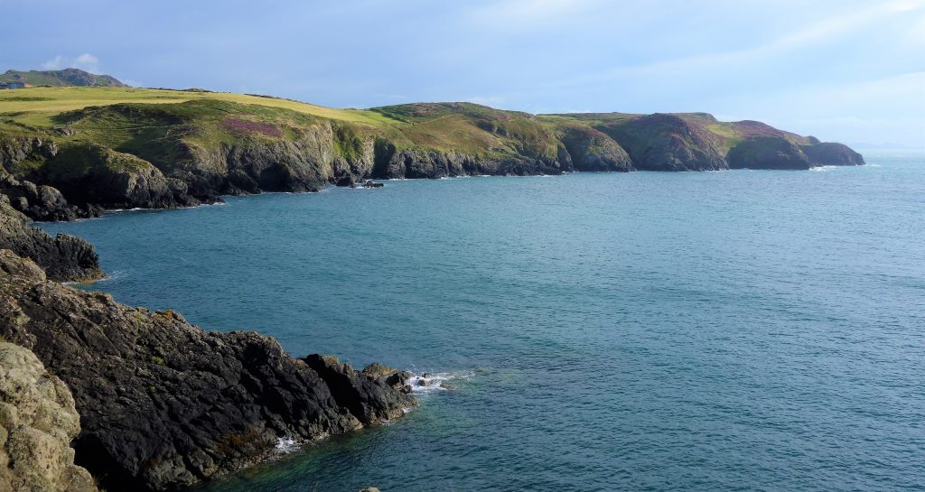Coastal Road Trip, Strumble Head View