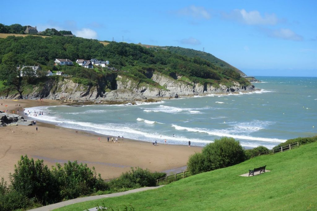 Coastal Road Trip, Aberporth