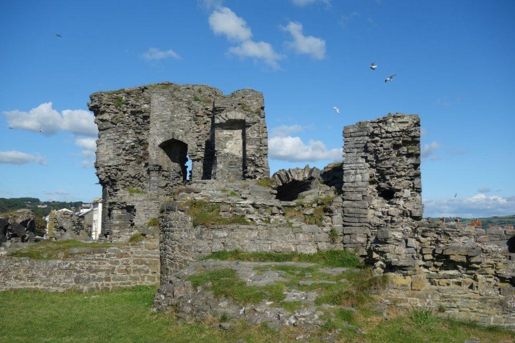 Coastal Road Trip, Aberystwyth Castle