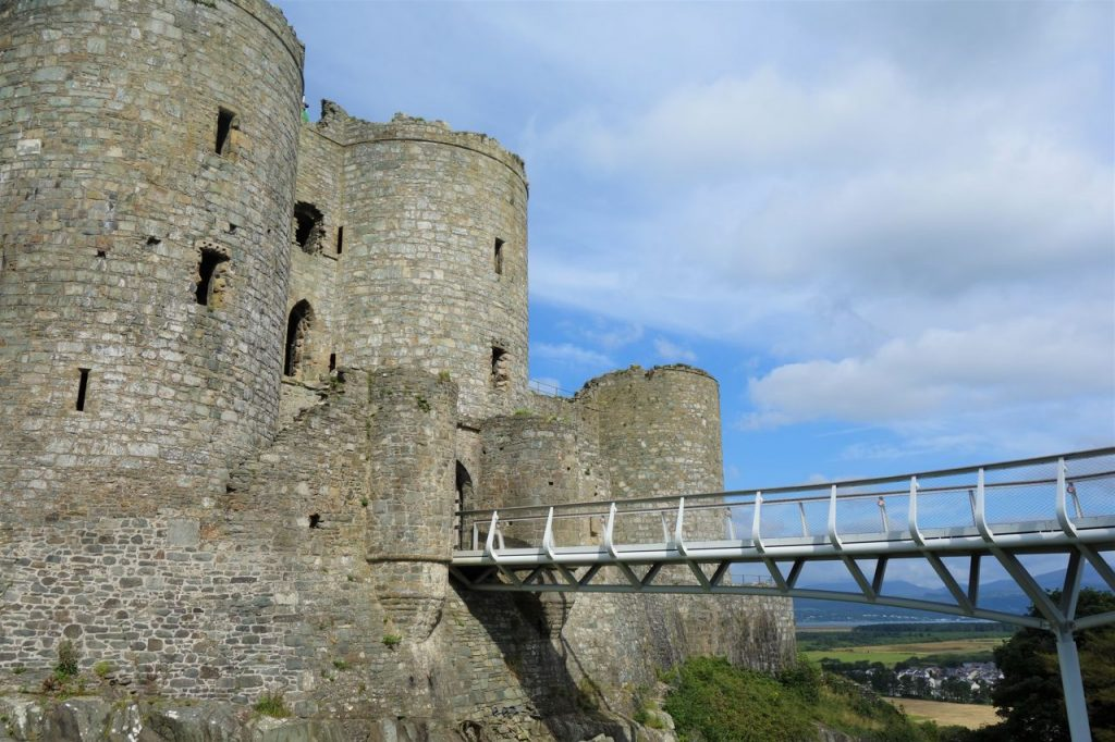 Coastal Road Trip, Harlech Castle