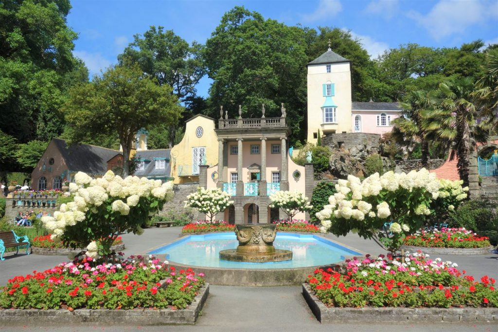 Coastal Road Trip, Portmeirion