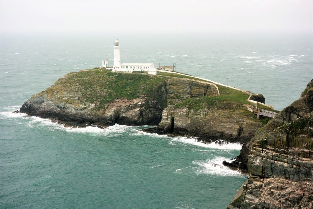 Coastal Road Trip, South Stack Lighthouse