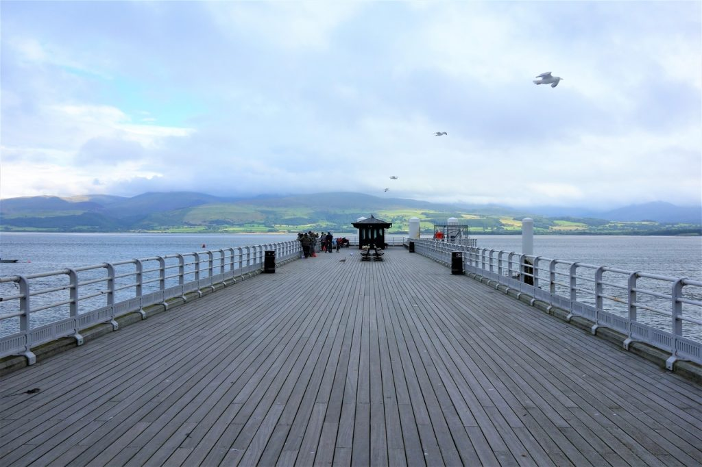 Coastal Road Trip, Beaumaris Pier
