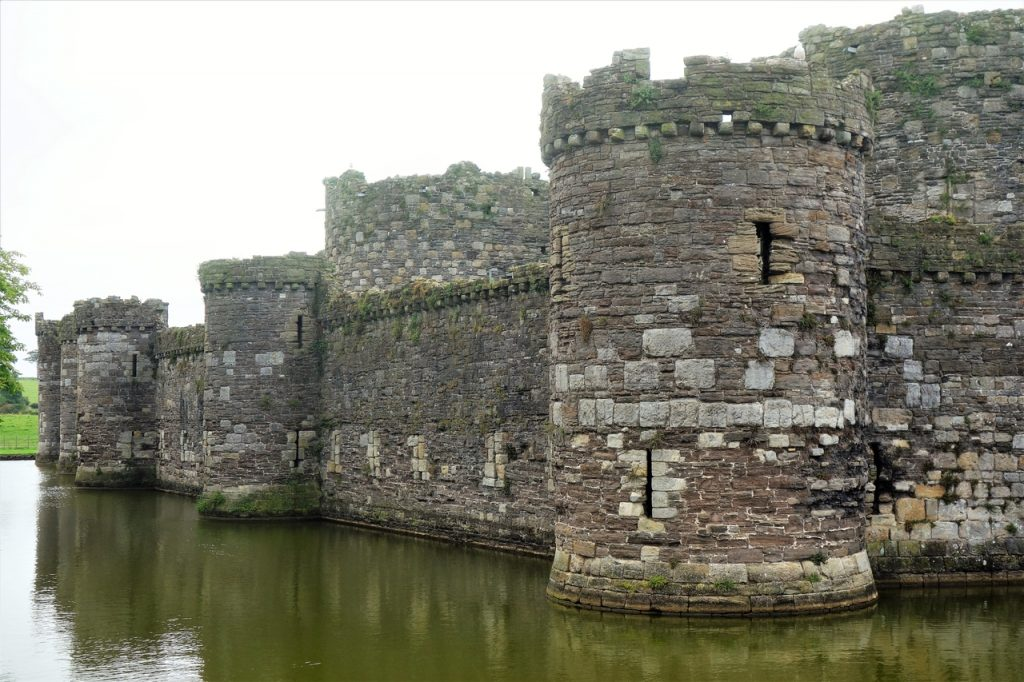 Coastal Road Trip, Beaumaris Castle