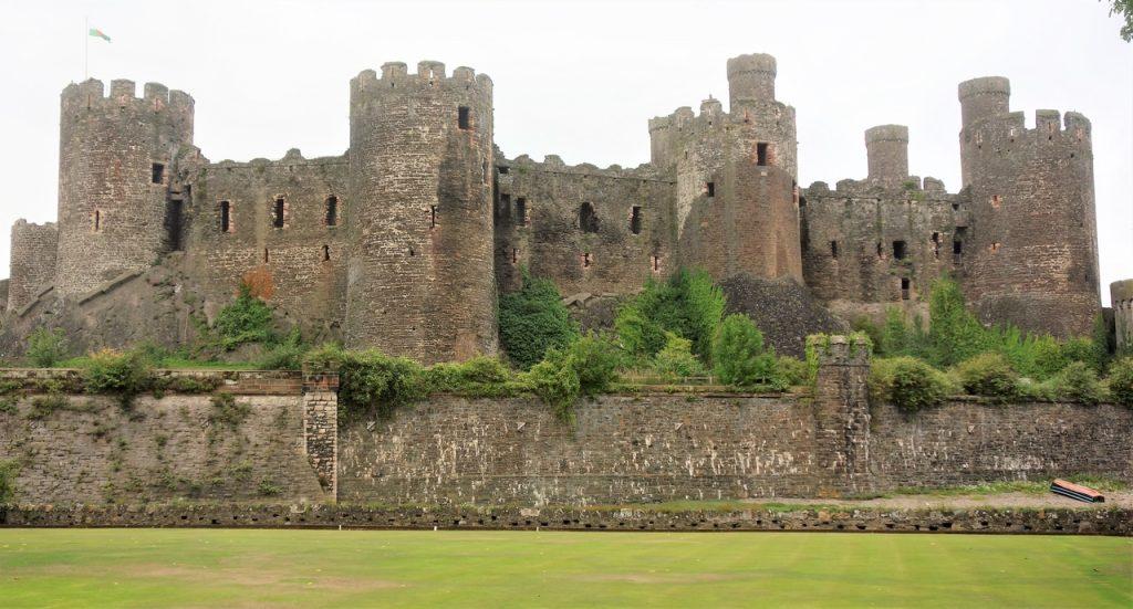 Coastal Road Trip, Coastal Road Trip, Conwy Castle