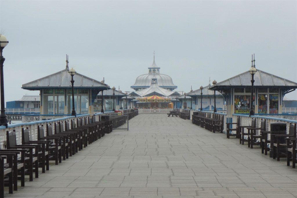 Coastal Road Trip, Llandudno Pier