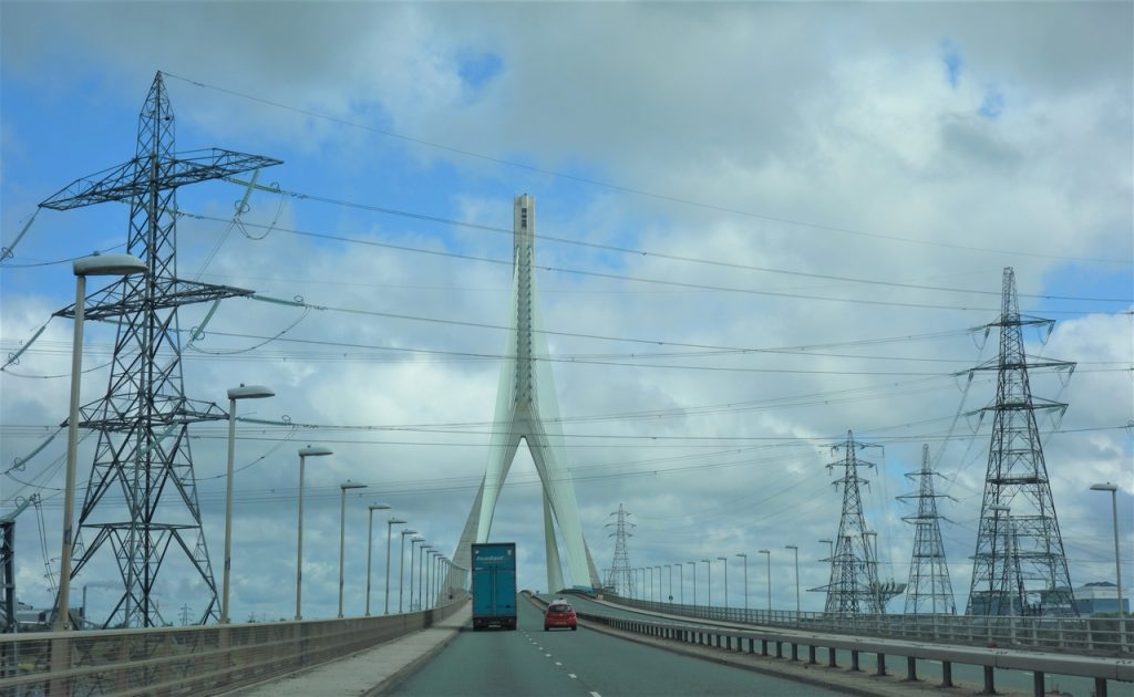 Coastal Road Trip, Flintshire Bridge