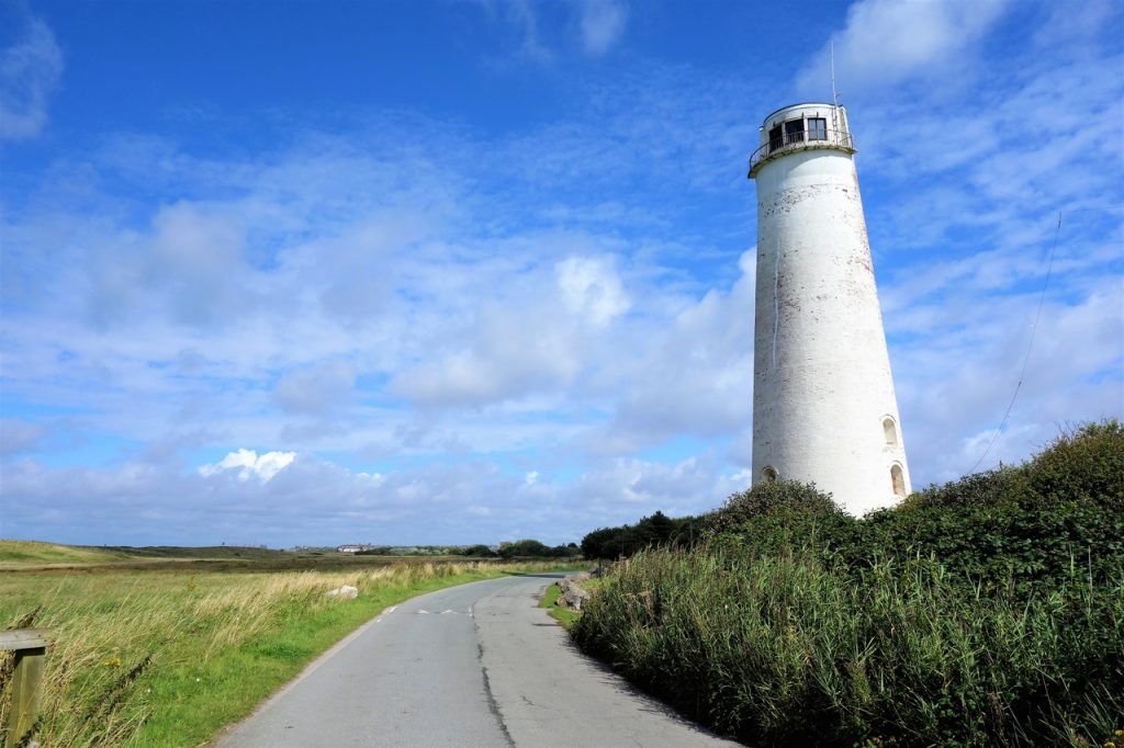 Coastal Road Trip, Leasowe Lighthouse