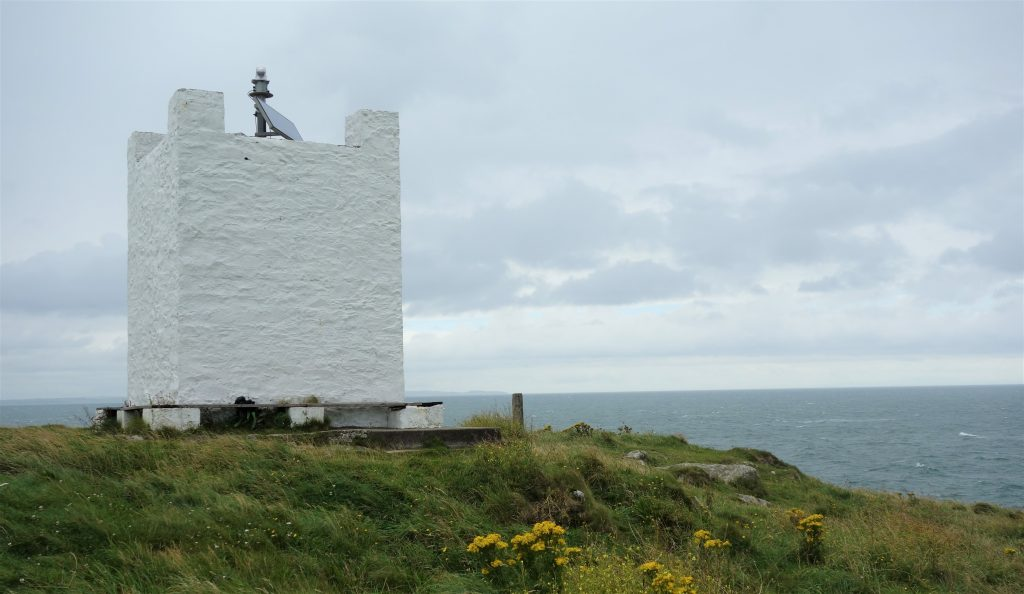 Coastal Road Trip, Isle of Whithorn, Lighthouse