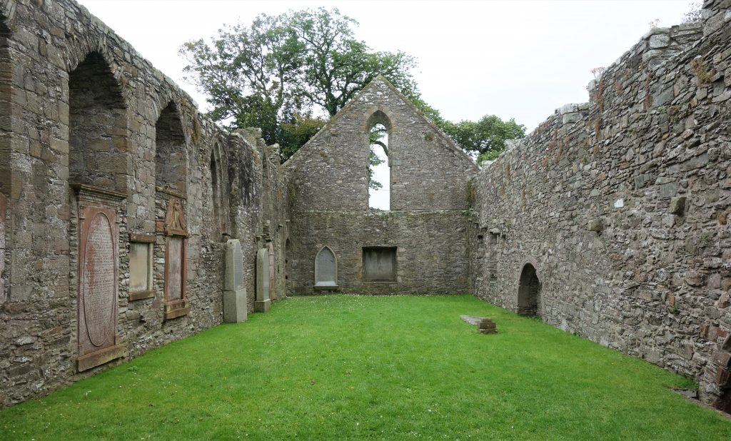 Coastal Road Trip, Whithorn Priory