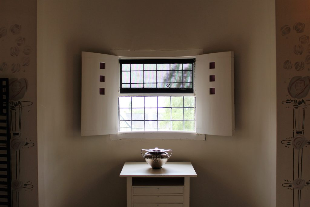Coastal Road Trip, Helensburgh, Hill House, Charles Rennie Mackintosh, Bedroom