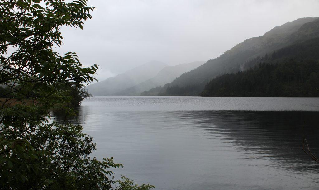 Coastal Road Trip, Loch Fyne