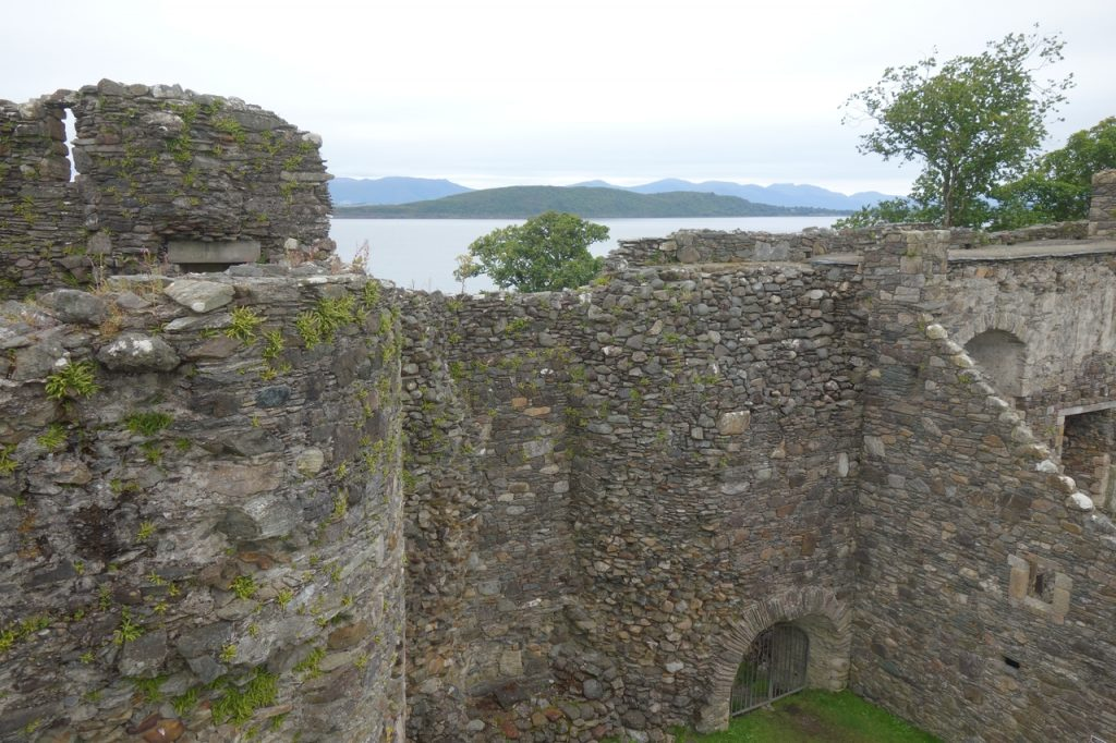 Coastal Road Trip, Dunstaffnage Castle
