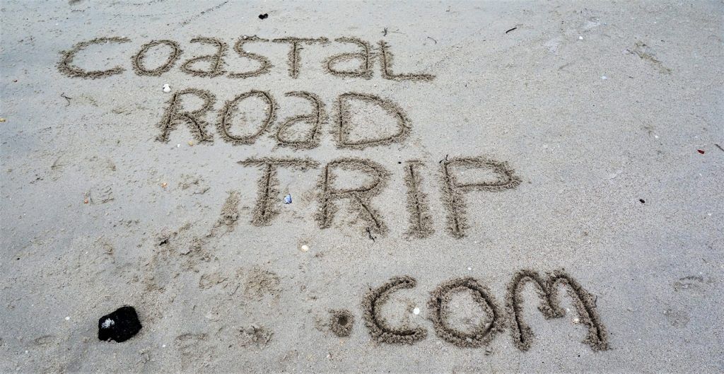 Coastal Road Trip, Ardtoe, Beach writing