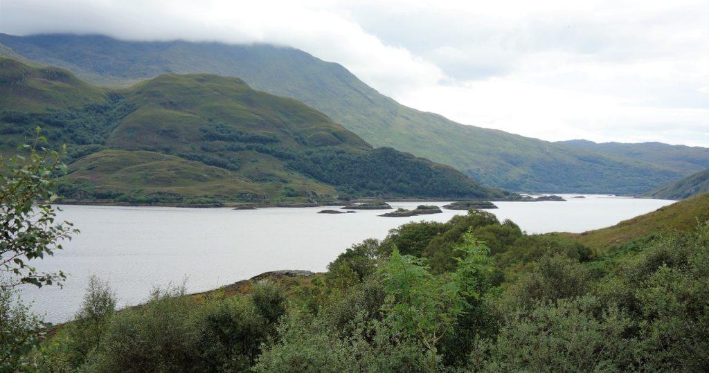 Coastal Road Trip, Loch Ailort