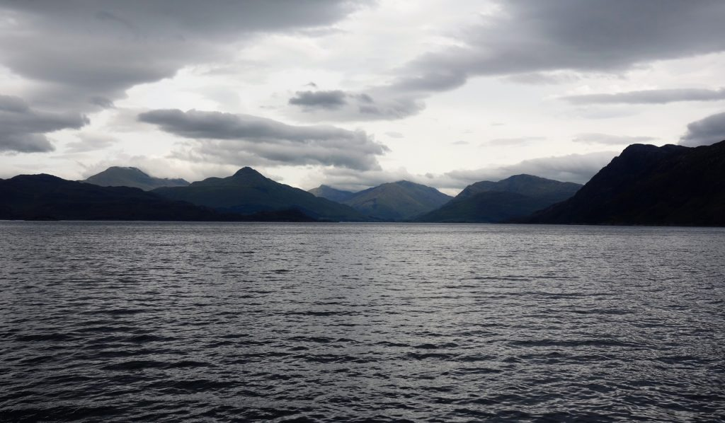 Coastal Road Trip, Mallaig to Armadale Ferry, Scenery