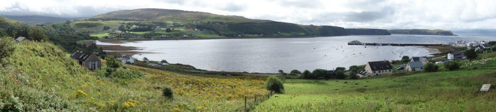 Coastal Road Trip, Uig, Uig Bay, Loch Snizort