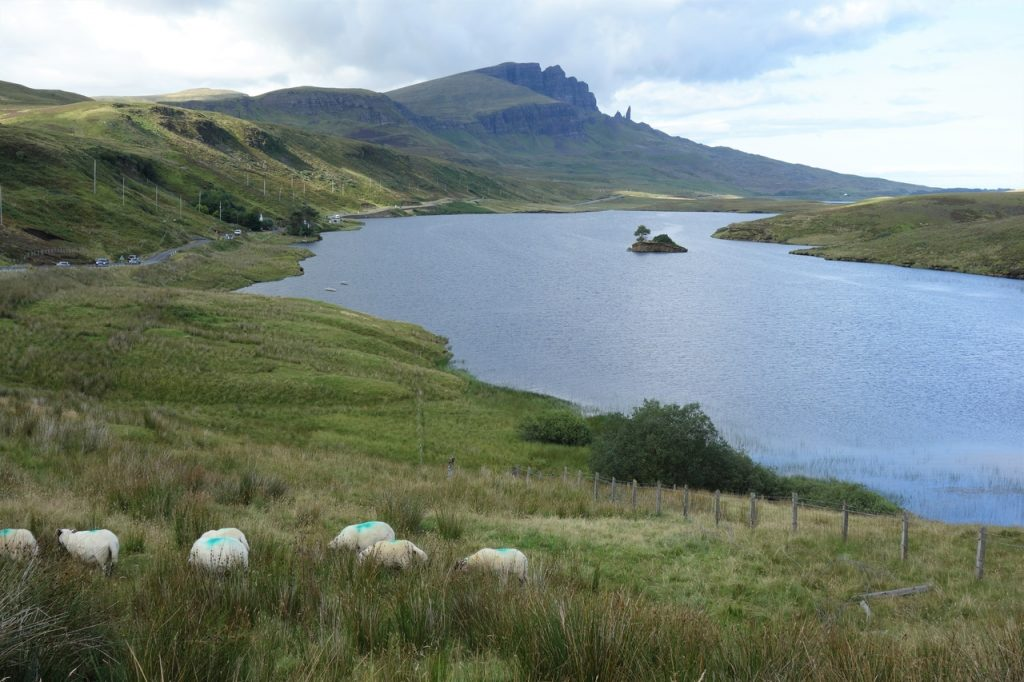 Coastal Road Trip, The Storr, Loch Fada