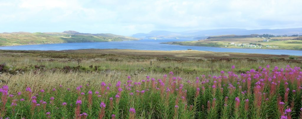 Coastal Road Trip, Edinbane, Loch Snizort