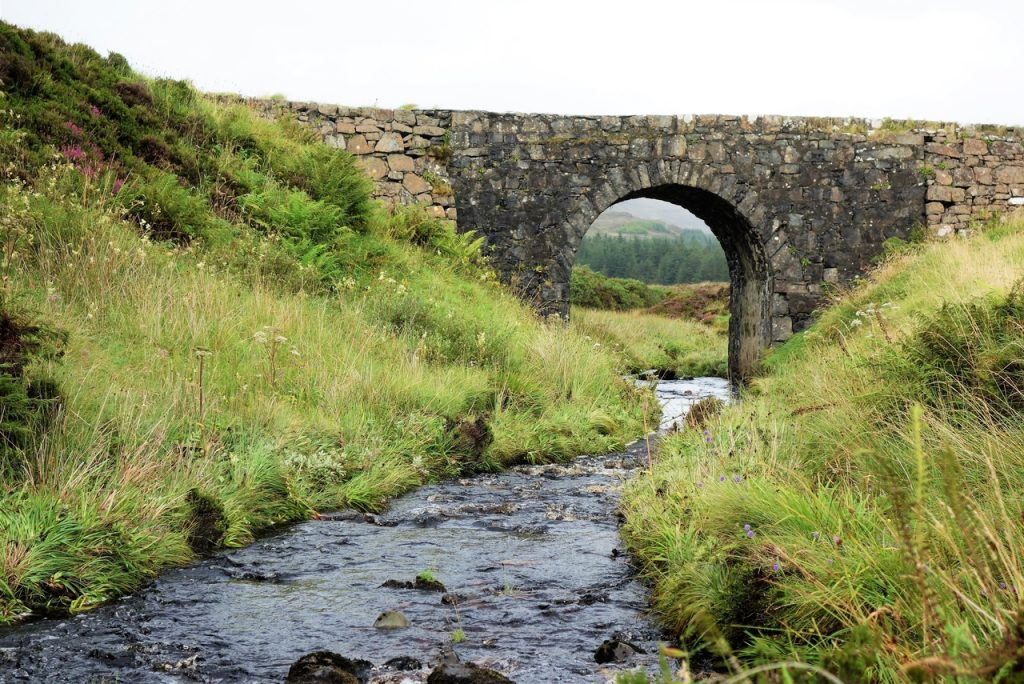 Coastal Road Trip, Waternish, Fairy Bridge