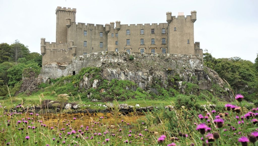 Coastal Road Trip, Dunvegan Castle