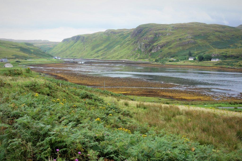 Coastal Road Trip, Bracadale, Loch Harport