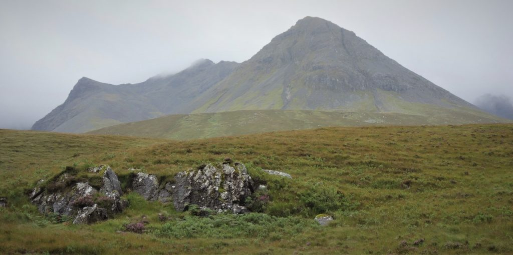 Coastal Road Trip, Glenbrittle, The Cuillin Hills