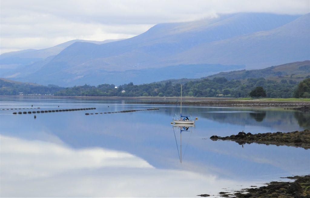 Coastal Road Trip, Loch Eil, Ben Nevis