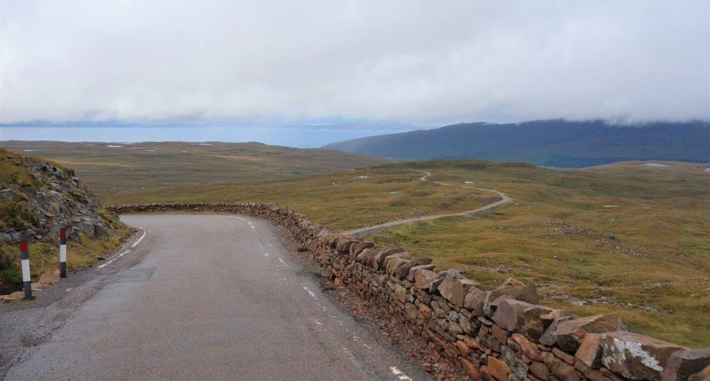 Coastal Road Trip, Pass of the Cattle, Bealach na Bà, West
